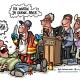 – Protestaktion für mehr Rechtssicherheit –